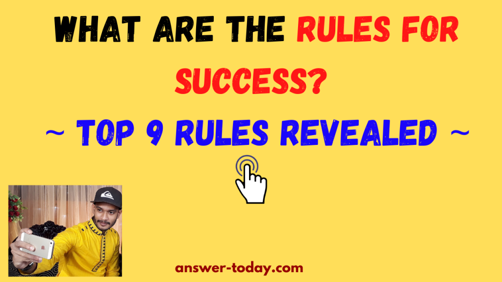 what are the rules-7
