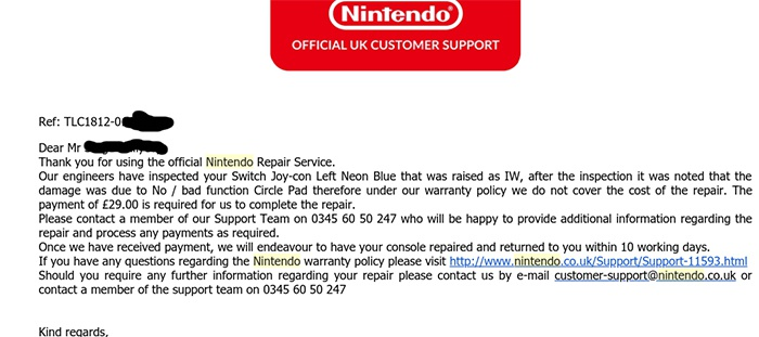nintendo switch customer service-8