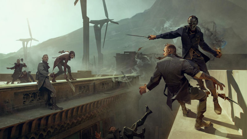 how long is dishonored 2-5