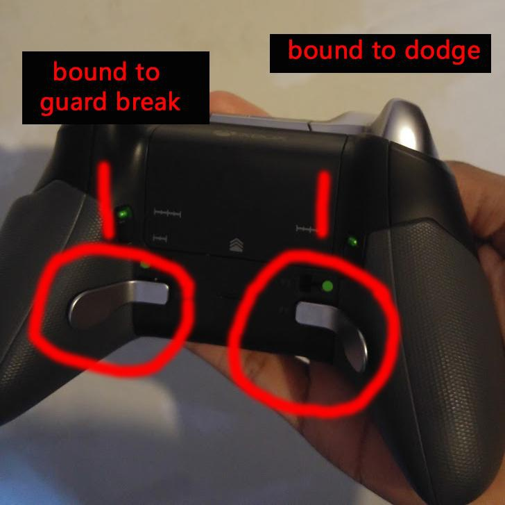 for honor controller or keyboard-1