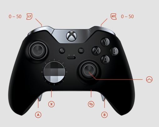 for honor controller or keyboard-5