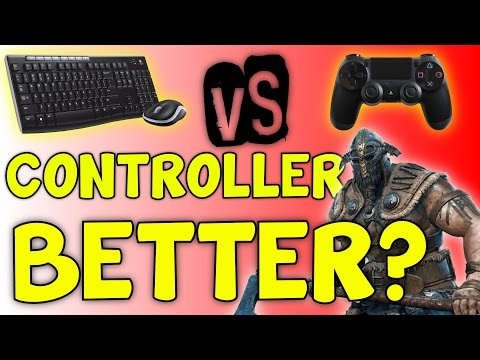 for honor controller or keyboard-6