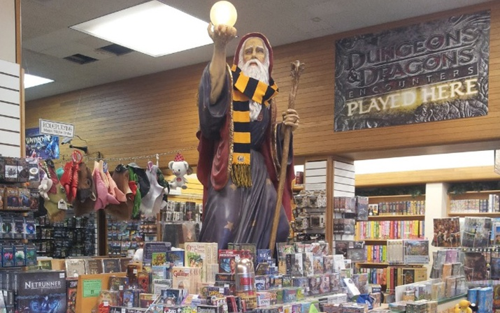 wizards of the coast store-2