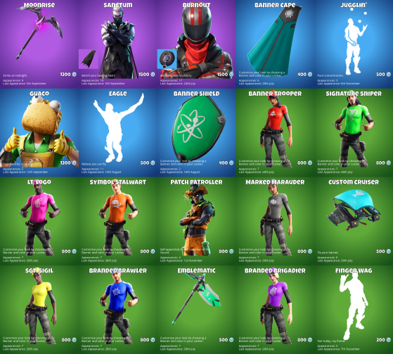 whats in the item shop-3