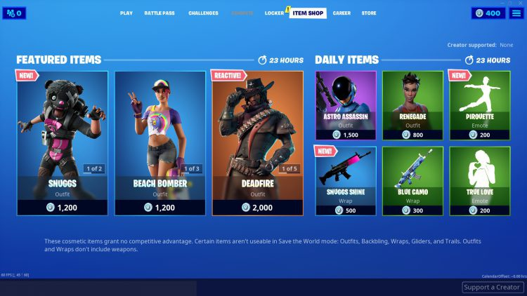 whats in the item shop-6