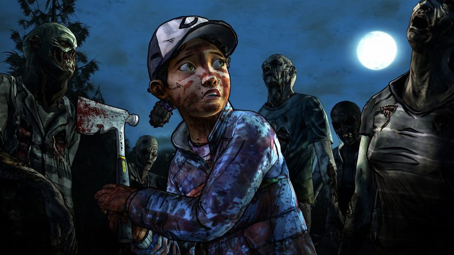 zombie horde video game character-0