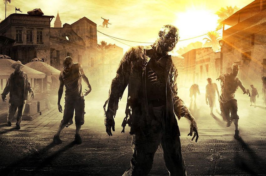 zombie horde video game character-3