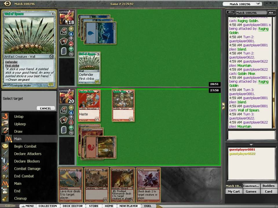 magic: the gathering online-1
