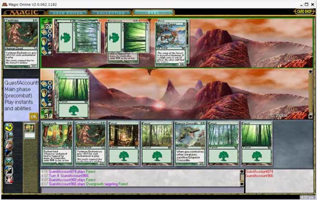 magic: the gathering online-2