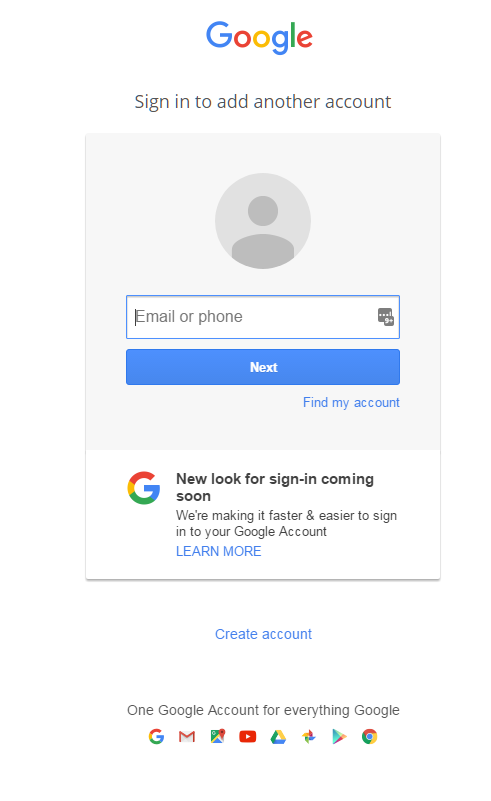 gmail login new account-7