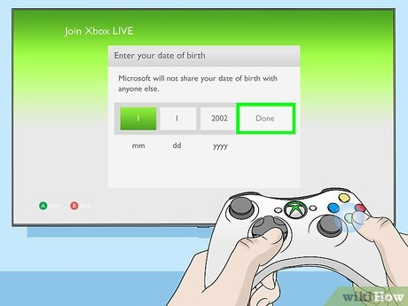 create an xbox live account-3