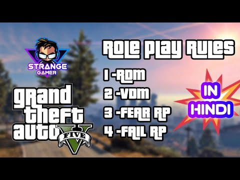 how to play gta 5 rp-7