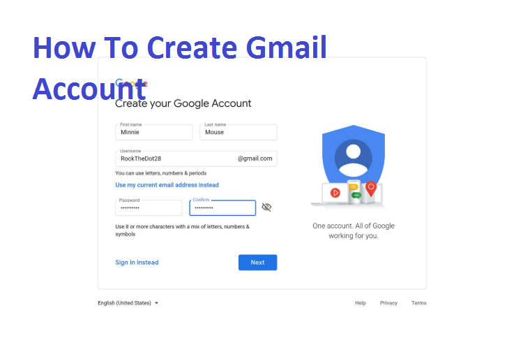 sign up google account-2