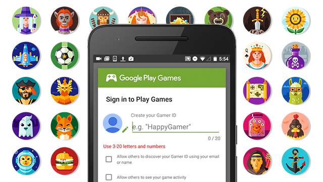 google play games account-3