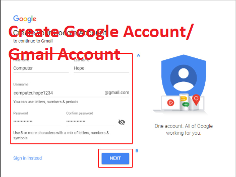 sign up google account-5