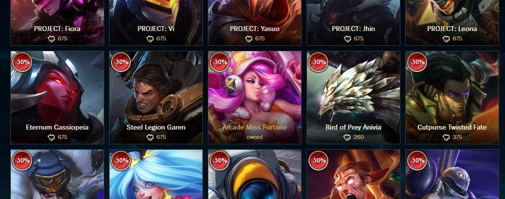 league of legends sales-0