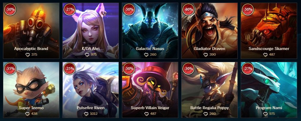 league of legends sales-1