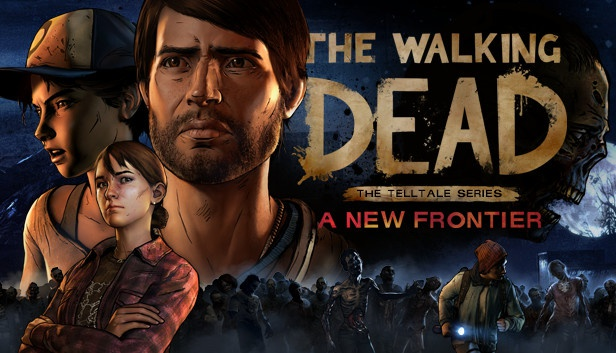 the walking dead steam-1