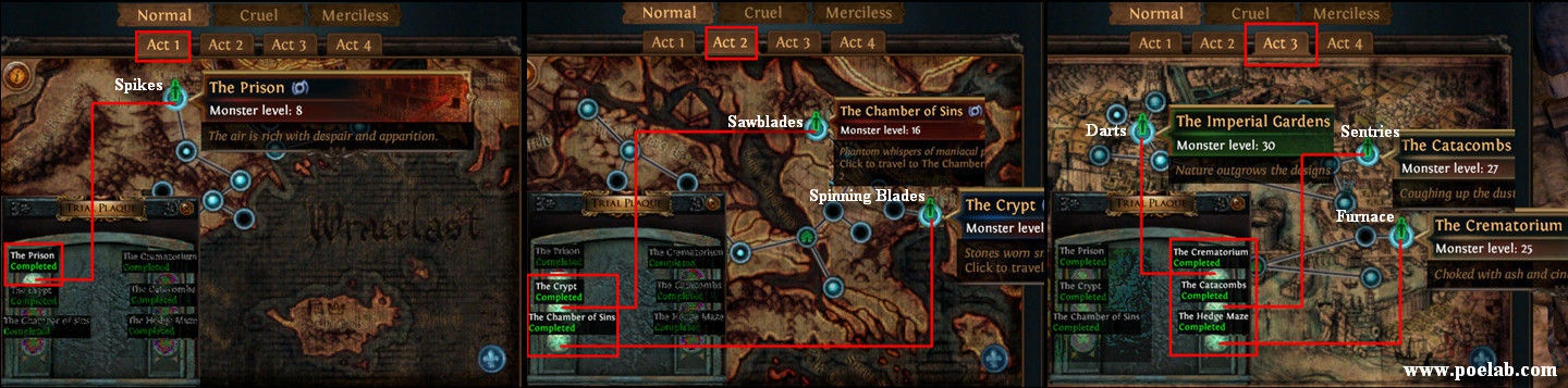 path of exile trials-2