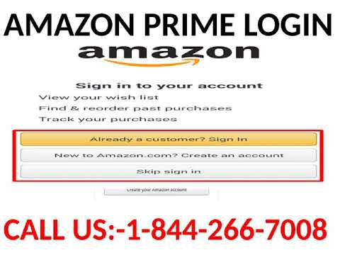 amazon prime log in-7