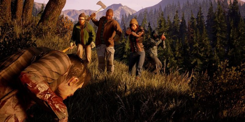 state of decay steam-7