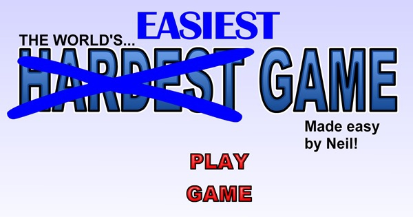 the worlds easiest game-6