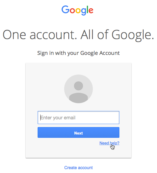 google sign in help-1