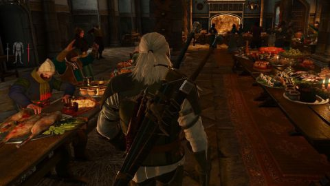how long is witcher 3-8