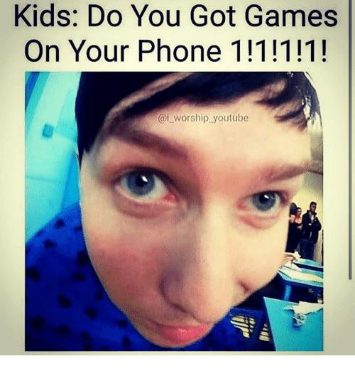 you got games on your phone-5
