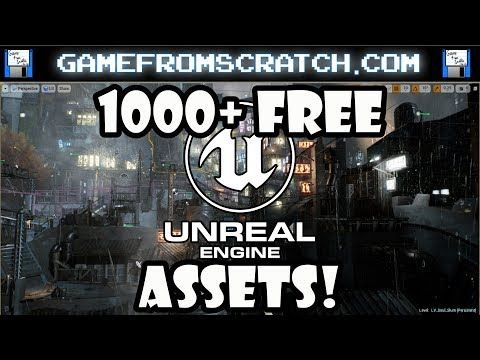 unreal engine free assets-2