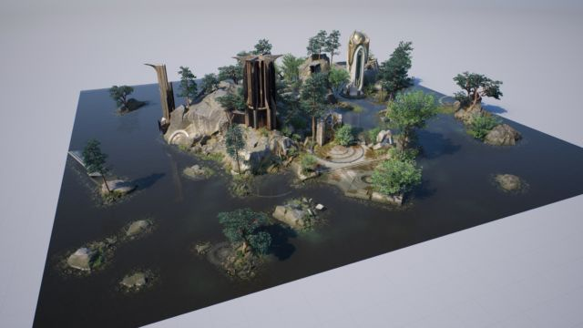unreal engine free assets-9
