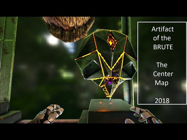 artifact of the brute-0