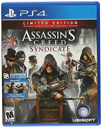 assassin's creed: syndicate (special edition)-0