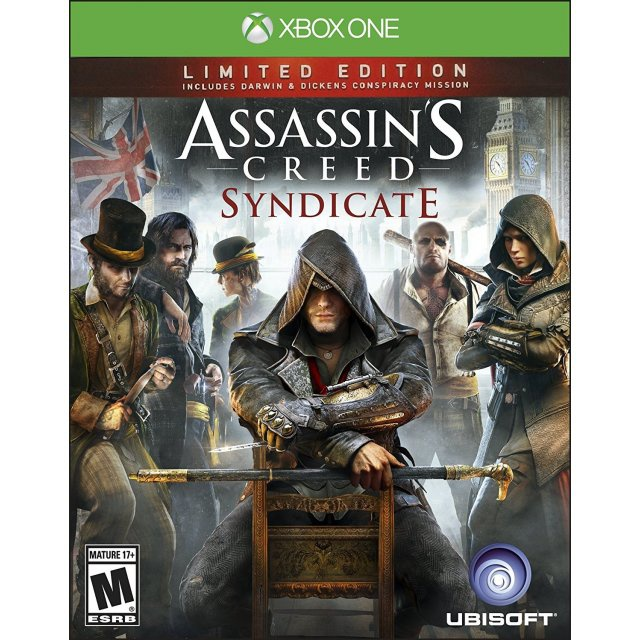 assassin's creed: syndicate (special edition)-1