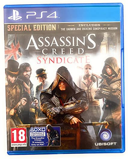 assassin's creed: syndicate (special edition)-2