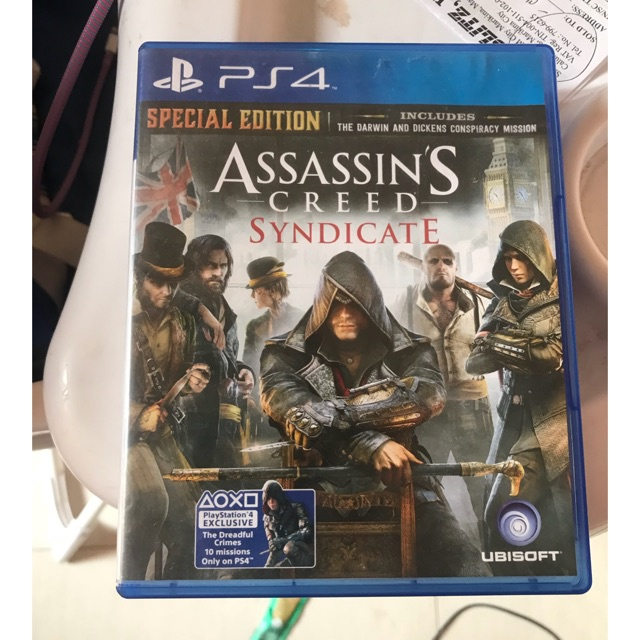 assassin's creed: syndicate (special edition)-4