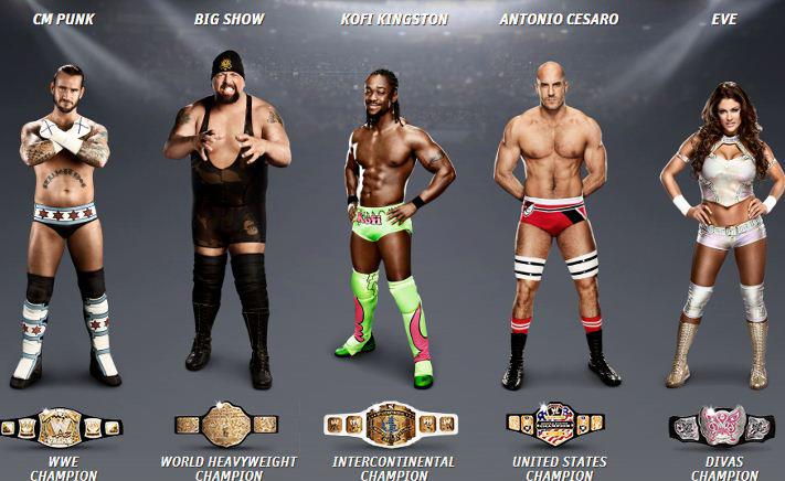 list of current wwe champions-2