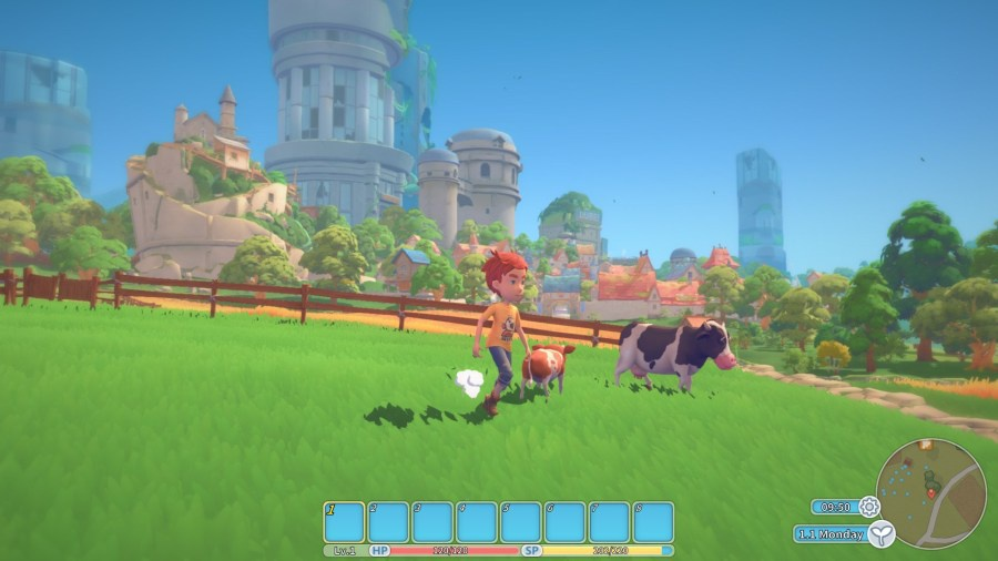my time at portia gameplay-4
