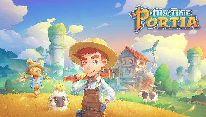 my time at portia gameplay-5