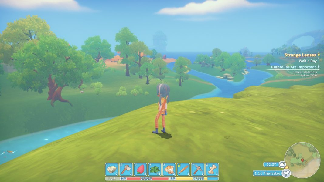 my time at portia gameplay-6
