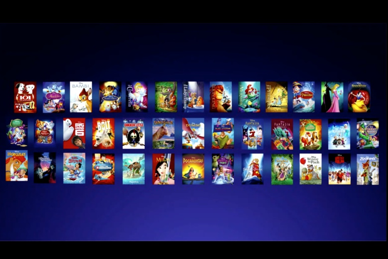 what will be on disney plus-1