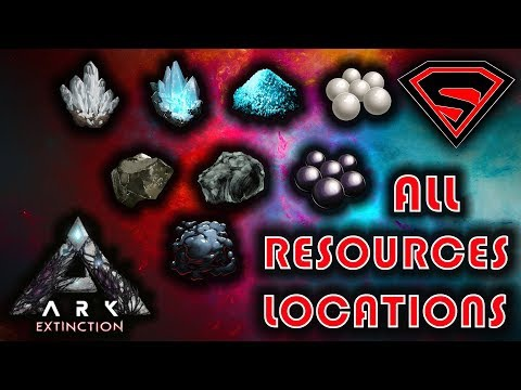 ark extinction resource map-7