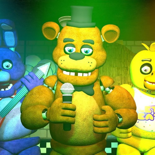five nights at freddy's 1 song-1