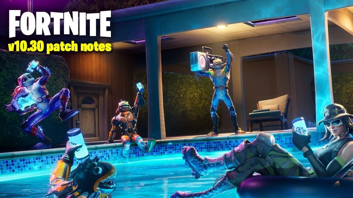 fortnite update patch notes-3