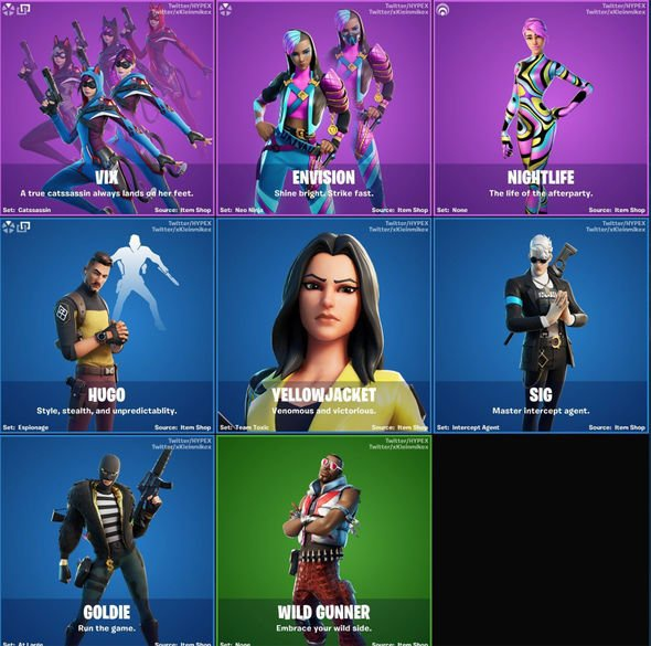 fortnite latest patch notes-9
