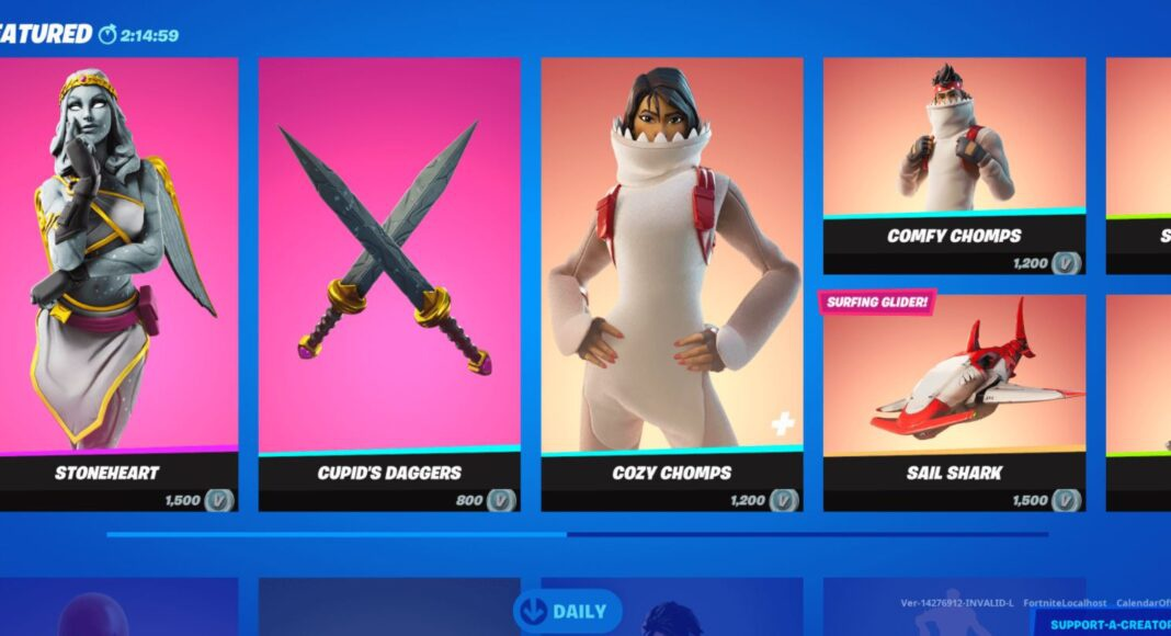 fortnite current item shop-6