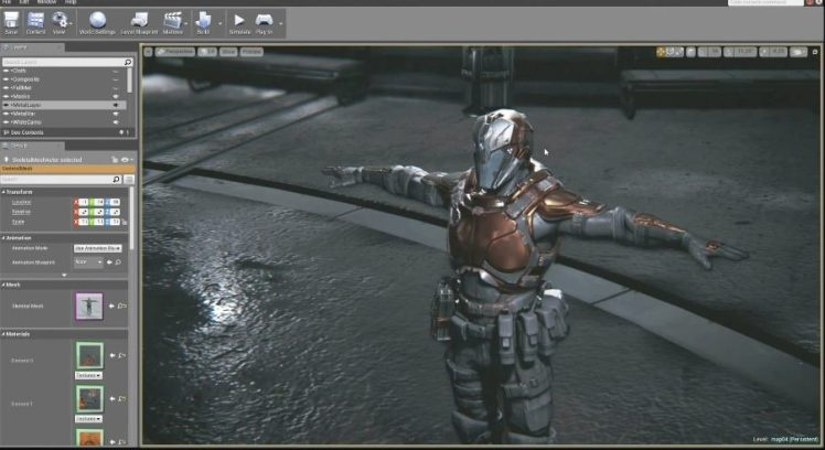 is unreal engine free-7