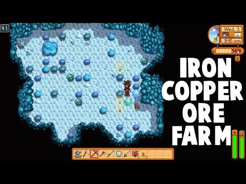 stardew valley iron ore-2