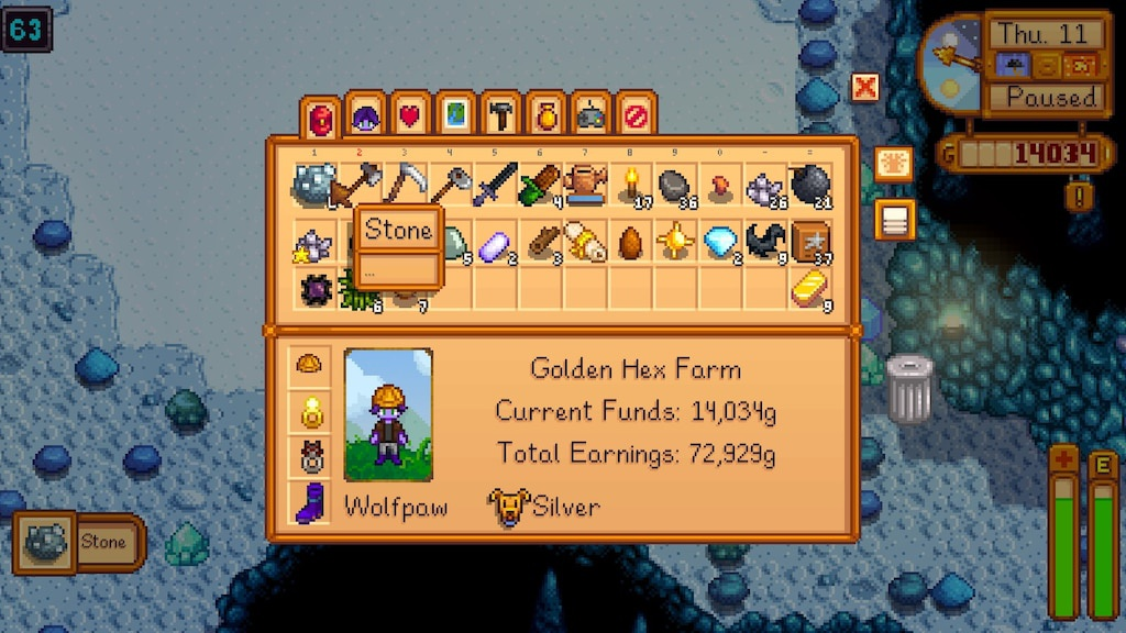 stardew valley iron ore-3
