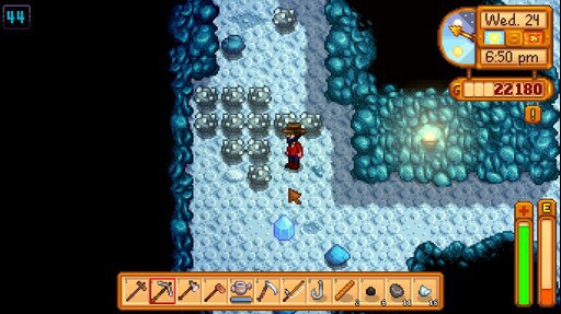 stardew valley iron ore-7